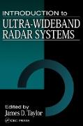 Cover-Bild zu Taylor, James D. (Hrsg.): Introduction to Ultra-Wideband Radar Systems (eBook)