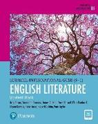 Cover-Bild zu Taylor, Pam: Pearson Edexcel International GCSE (9-1) English Literature Student Book