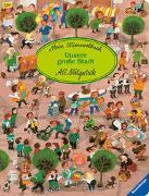 Cover-Bild zu Mitgutsch, Ali: Mein Wimmelbuch: Unsere große Stadt