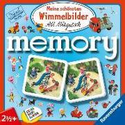 Cover-Bild zu Mitgutsch, Ali (Illustr.): Meine schönsten Wimmelbilder memory®