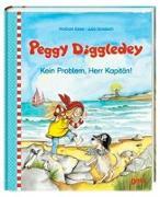 Cover-Bild zu Peggy Diggledey. Kein Problem, Herr Kapitän