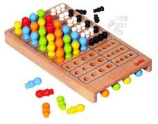 Cover-Bild zu Brettspiel Master Logic, goki basic