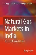 Cover-Bild zu Kar, Sanjay Kumar (Hrsg.): Natural Gas Markets in India (eBook)