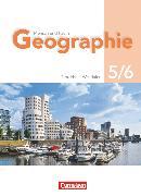 Cover-Bild zu Breitbach, Thomas: Mensch und Raum, Geographie Gymnasium Nordrhein-Westfalen - G8, 5./6. Schuljahr, Schülerbuch