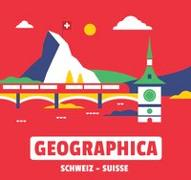Cover-Bild zu Barkat, Hadi: Geographica Schweiz - Suisse