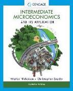 Cover-Bild zu Nicholson, Walter: Intermediate Microeconomics and Its Application (with Coursemate 2-Semester Printed Access Card)