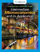 Cover-Bild zu Nicholson, Walter: Intermediate Microeconomics and Its Application