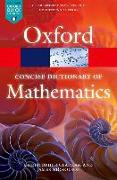 Cover-Bild zu Clapham, Christopher: The Concise Oxford Dictionary of Mathematics