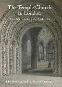 Cover-Bild zu Park, David: The Temple Church in London - History, Architecture, Art