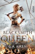 Cover-Bild zu Blacksmith Queen (eBook)