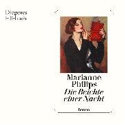 Cover-Bild zu Philips, Marianne: Die Beichte einer Nacht (Audio Download)