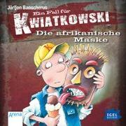 Cover-Bild zu Banscherus, Jürgen: Ein Fall für Kwiatkowski 05. Die afrikanische Maske