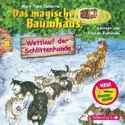 Cover-Bild zu Pope Osborne , Mary: Wettlauf der Schlittenhunde