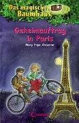 Cover-Bild zu Pope Osborne, Mary: Das magische Baumhaus 33 - Geheimauftrag in Paris