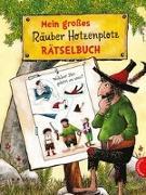 Cover-Bild zu Preußler, Otfried: Der Räuber Hotzenplotz: Mein großes Räuber Hotzenplotz-Rätselbuch