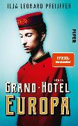 Cover-Bild zu Pfeijffer, Ilja Leonard: Grand Hotel Europa (eBook)