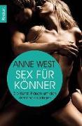 Cover-Bild zu West, Anne: Sex für Könner (eBook)