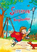 Cover-Bild zu Franz, Cornelia: Superman in Ringelsocken