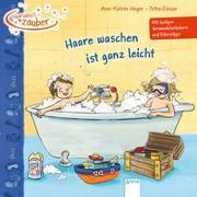Cover-Bild zu Heger, Ann-Katrin: Haarwaschzauber. Haare waschen ist ganz leicht