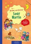 Cover-Bild zu Klein, Suse: Komm wir feiern! Sankt Martin
