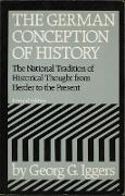 Cover-Bild zu The German Conception of History (eBook) von Iggers, Georg G.