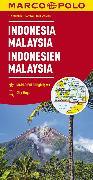 Cover-Bild zu Indonesien, Malaysia. 1:2'000'000