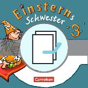 Cover-Bild zu Einsterns Schwester 3. Schuljahr. Handreichungen für den Unterricht / Kopiervorlagen / CD. BY von Bauer, Roland