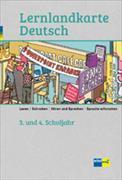 Cover-Bild zu Lernlandkarte Deutsch 3./4. Schuljahr von Achermann, Edwin