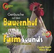 Cover-Bild zu Ruge, Klaus: Geräusche auf dem Bauernhof