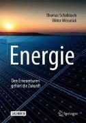Cover-Bild zu Schabbach, Thomas: Energie
