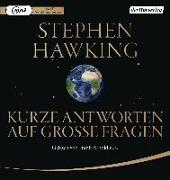 Cover-Bild zu Hawking, Stephen: Kurze Antworten auf große Fragen
