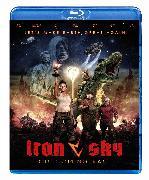 Cover-Bild zu Iron Sky - The Coming Race - Blu-ray