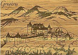 Cover-Bild zu 27827 Bambus Gruyères Romandie GVA_Fribourgeoise101