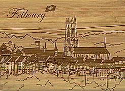 Cover-Bild zu 27820 Bambus Fribourg Romandie GVA_Fribourgeoise100