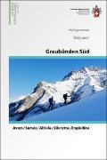 Cover-Bild zu Skitouren Graubünden Süd von Eggenberger, Vital