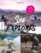 Cover-Bild zu She Explores. Frauen unterwegs