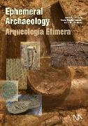Cover-Bild zu Ephemeral Archaeology