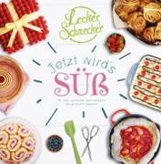 Cover-Bild zu Leckerschmecker - Jetzt wird's süß