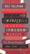 Cover-Bild zu Die wunderbaren Falschmünzer