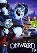 Cover-Bild zu Animation (Schausp.): Onward - Oltre la Magia