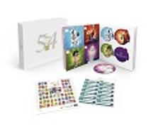 Cover-Bild zu Animation (Schausp.): 54 Disney Grand Classiques - edition limitée