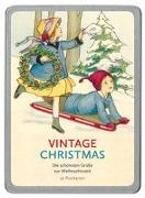 Cover-Bild zu Vintage Christmas
