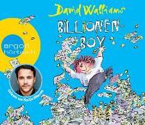 Cover-Bild zu Billionen-Boy