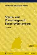Cover-Bild zu Staats- und Verwaltungsrecht Baden-Württemberg