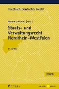 Cover-Bild zu Staats- und Verwaltungsrecht Nordrhein-Westfalen