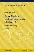 Cover-Bild zu Europäisches und Internationales Strafrecht