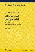Cover-Bild zu Völker- und Europarecht