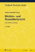 Cover-Bild zu Medizin- und Gesundheitsrecht