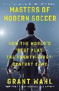 Cover-Bild zu eBook Masters of Modern Soccer