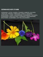 Cover-Bild zu Germanischer Stamm